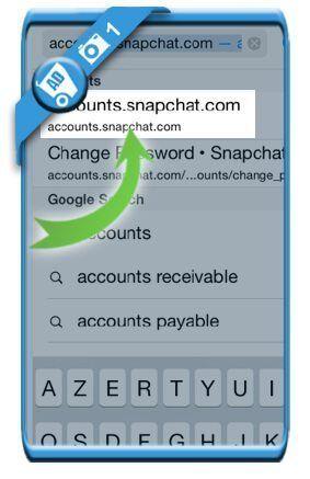 حذف اکانت اسنپ چت اندروید